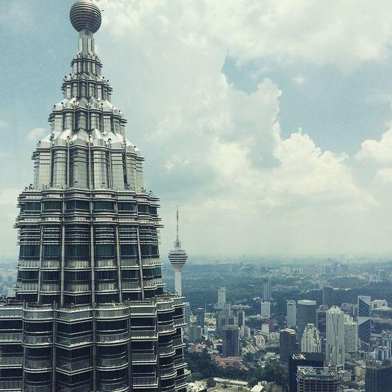Malaysia EyeEm Malaysia Petronas Twin Towers Towers High Nofilter Tall Tower Kualalumpur
