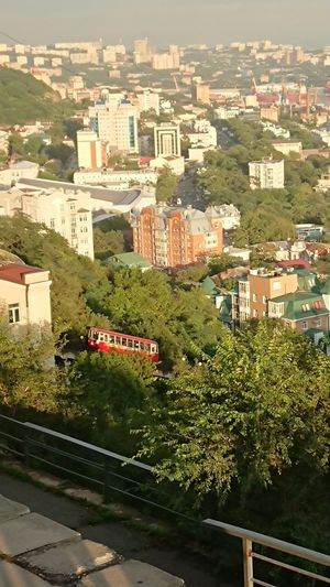Funicular🚟 Cable Car Funicular Mountains And Sky Downtown Traveling Walking Around No Edit/no Filter Just Around The Corner Beautiful Day On My Way Viaje Beautiful Place From Above  Enjoying Life Lifeisbeautiful City Cityscape Tree Urban Skyline Skyscraper Residential Building High Angle View Architecture Sky Building Exterior Residential District Downtown District TOWNSCAPE Crowded Rooftop
