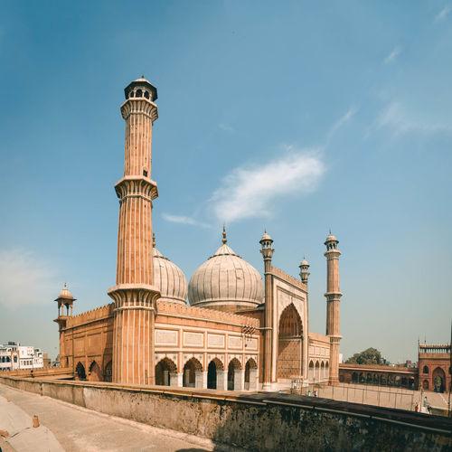 View Of Jama Masjid