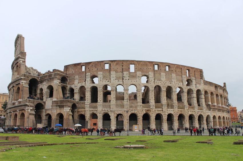 Amphitheater Ancient Ancient Civilization Arch Architecture Built Structure Capital Cities  Coliseo Coliseum Coliseum Culture Famous Place History International Landmark Old Old Ruin The Past Tourism Travel Destinations
