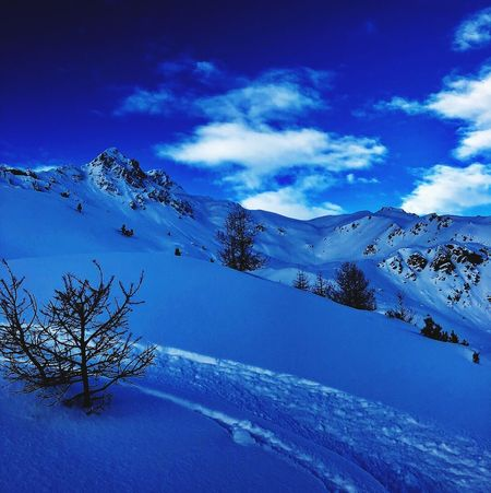 Landscape Freeride Ski Swiss Alps Valais Val D'Anniviers Grimentz Zinal Snow Winter Nature Mountain Tranquility Outdoors Shades Of Winter