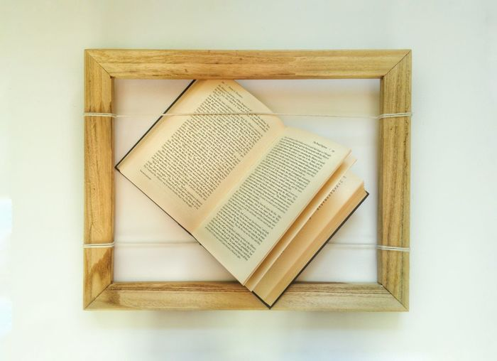 Pages Of A Book Book Reading A Book Reading & Relaxing Frame Framed Framed Book