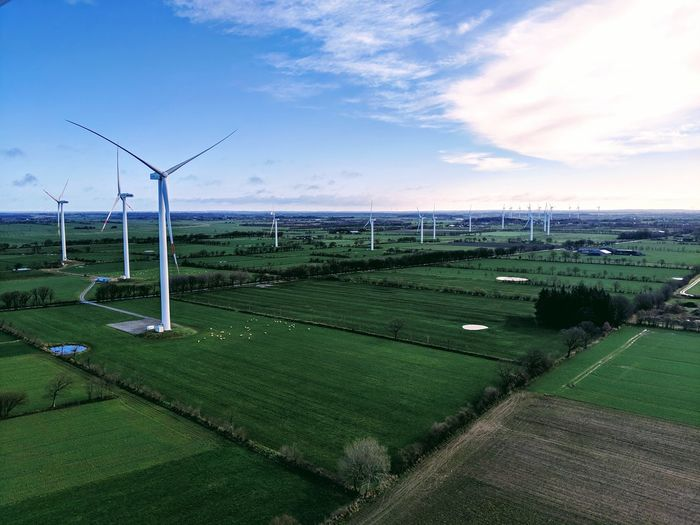 windfarm Wind Power Wind Turbine Rural Scene Agriculture Irrigation Equipment Fuel And Power Generation Business Finance And Industry Field Farm Sky Windmill Traditional Windmill Industrial Windmill Renewable Energy Sustainable Resources Alternative Energy Solar Energy Solar Equipment Solar Panel Rice Paddy Energy Efficient Responsible Business Electrical Grid Sustainable Lifestyle Terraced Field Power Supply High Voltage Sign Solar Power Station Rice - Cereal Plant Turbine