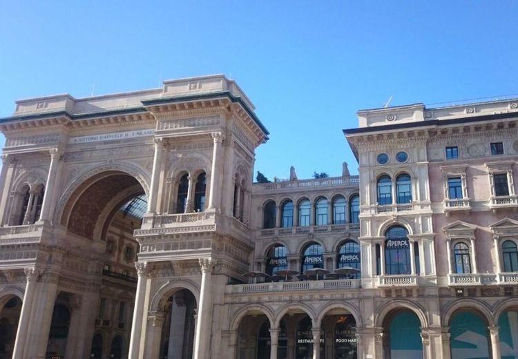 In Milano you'll fall in love