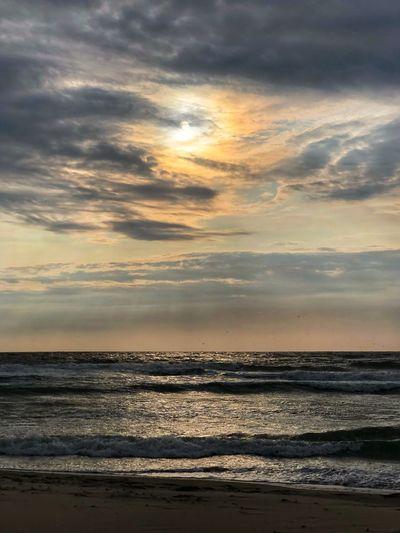Beach Sky Sea