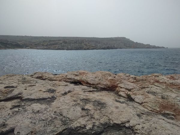 Malta Mediterranean  Mediterranean Sea Winter Cirkewwa Day Outdoors Sea Sky