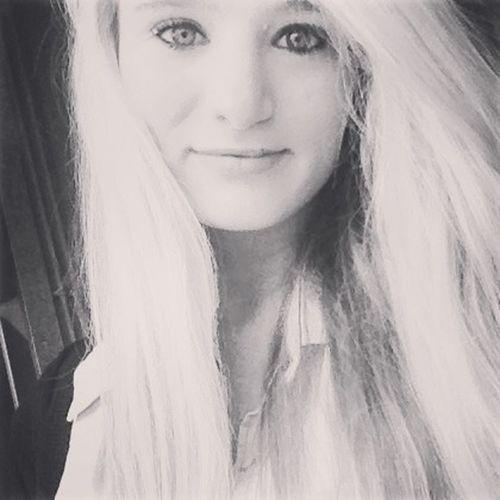 Selfiee Black And White Self Portrait