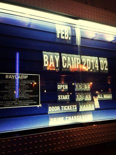 たのしかった!はすきん! BAYCAMP Baycamp2014 HUSKING BEE ハスキン