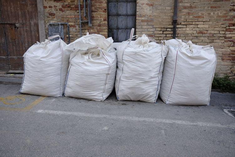 big bags for debris BIG Big Bag Construction Container Debris Industrial Renovation Rubbish Big Bags Demolition Recycling Rubble