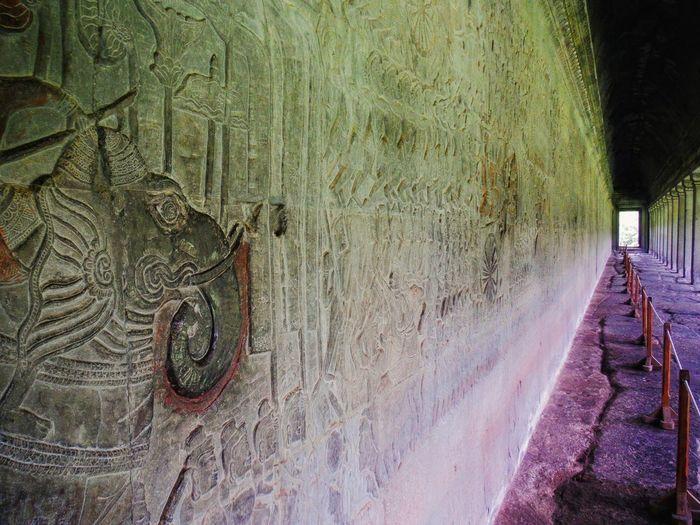 Angkot Wat temple interior Ancient Architecture Ancient Wall Wall Art Angkor Wat Interior Angkor Angkorwat Angkor Wat Travel Asia Travel Cambodia Explore Cambodia Travel Destinations Cambodia Siem Reap Angkor Wat, Cambodia Textured  Stone Wall Carvings In Stone Carvings Stone Carving Stone Carved Temple Ancient Art Storytelling History On The Walls... Khmer Culture