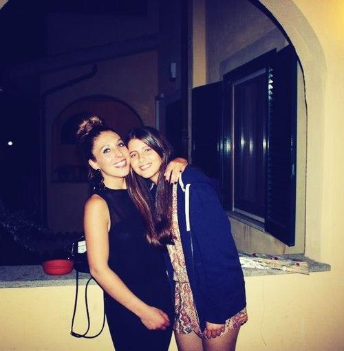 #18 ❤ Sisterhood