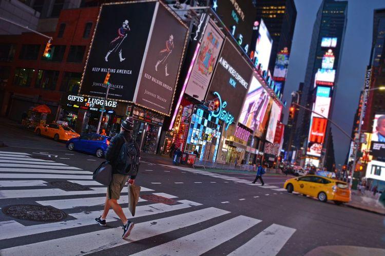 Broadway Times Square NYC TimesSquare Nikon OpenEdit USA New York New York City Famous Place Travel Destinations Travel Photography City Neon City Life Illuminated City Street Architecture