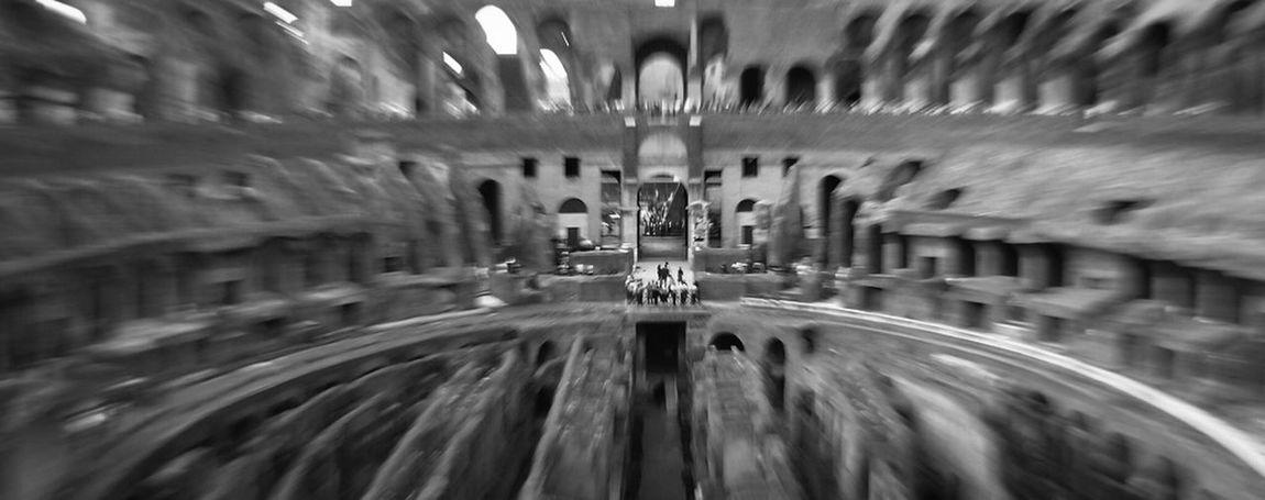 Blackandwhite Colosseo Colosseum I Rome The Colosseum, Rome Zoomeffect