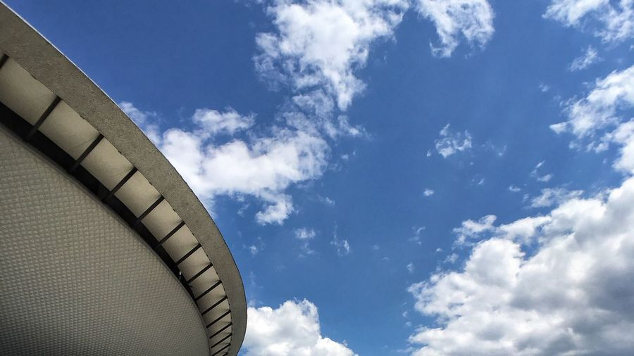 Architecture Architecture_collection Modernism Sky And Clouds EyeEm Selects