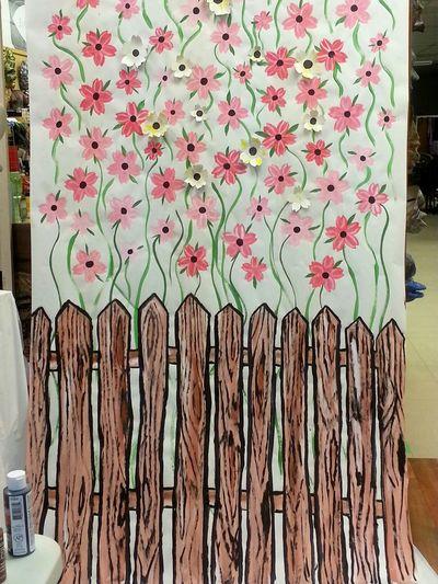 Sue Bryce Inspiration Painting DIY Backdrop Saskatchewan