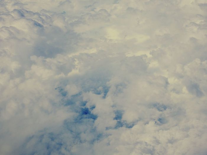 Cloud - Sky Sky Beauty In Nature Scenics - Nature Full Frame Backgrounds Tranquility No People Low Angle View Tranquil Scene Nature Idyllic Day Outdoors White Color Cloudscape Meteorology Fluffy Softness