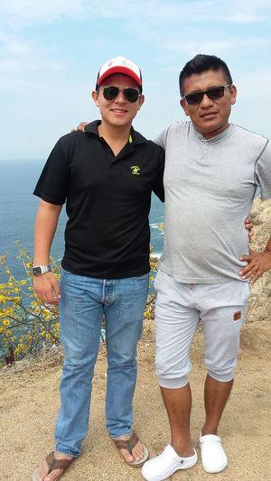 Con el Sr. Blassi