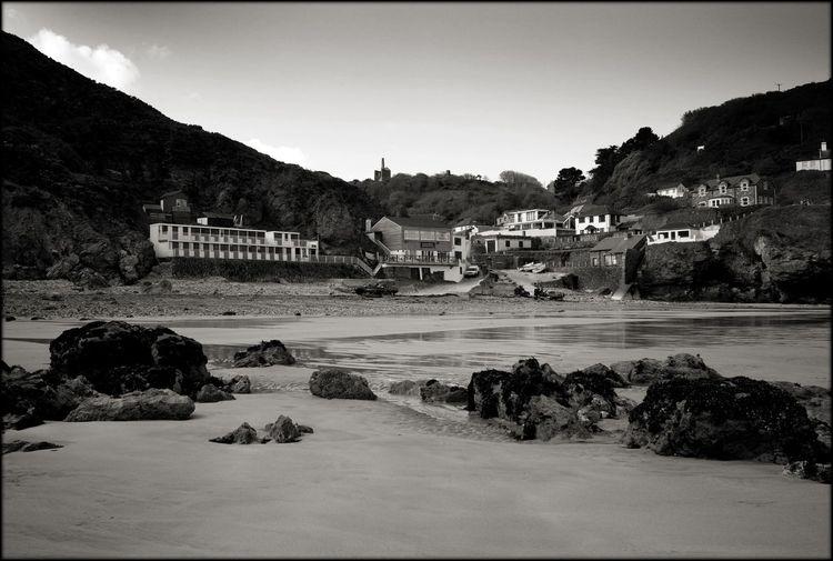 Saint Agnes Beach Sand