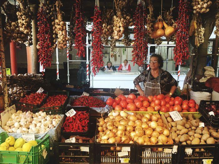 Fruit Market Variation Choice Abundance Healthy Lifestyle