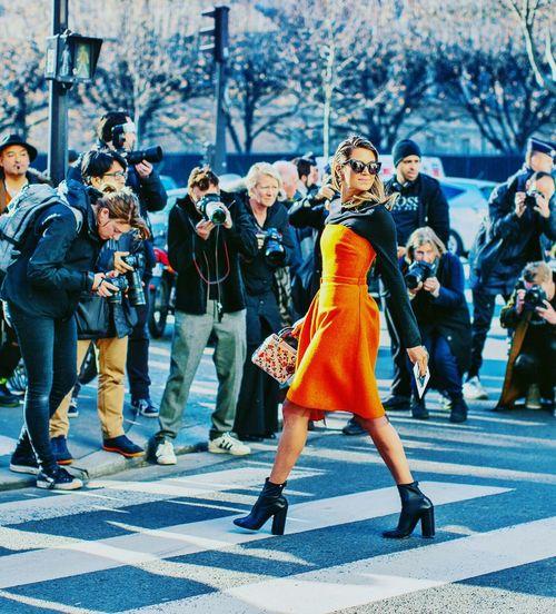 Paris Fashion Week 2016 Fashion Week Paris Fashion Dior Check This Out Model Brazilian Helena Bordon L'oreal Eye4photography  Photography