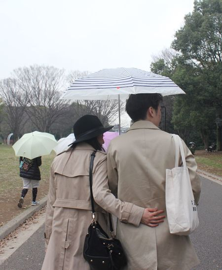 Japan Japanese  Japanese Style Yoyogi Park Couple Love