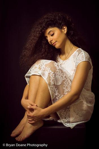 Model Portraits Beautiful Portrait