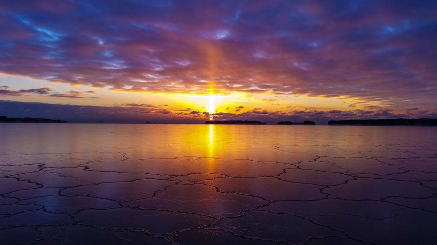 Cold Cross Espoo Finland Ice Sky Sun Sunrise Suomi Visit Espoo Visit Finland
