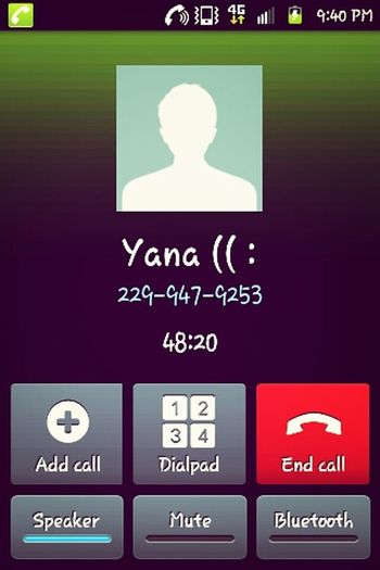 Me And Yanas Convo