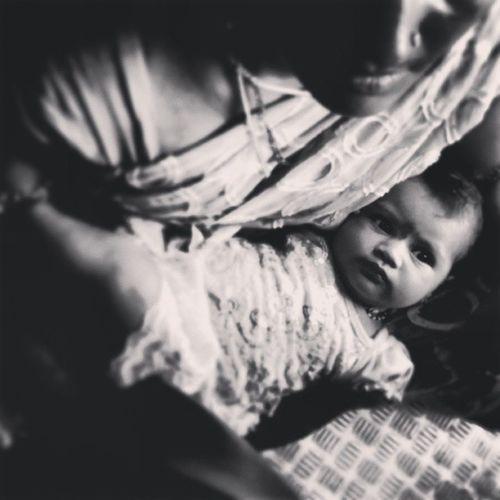 BabyGirl ♥ Baby Adorable Inthetrain Cutie babygirl blackandwhite instalike instahappiness instamood instalove ilove couldnotgetmyeyesoffher love instacity instamumbai motherandchild withmother bond ilovebabies allheart angel