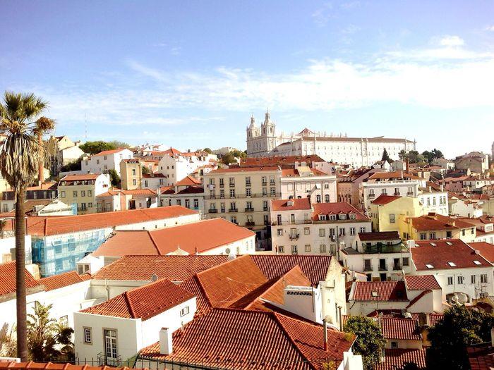 Lisboa Portugal Skylines Discover Your City