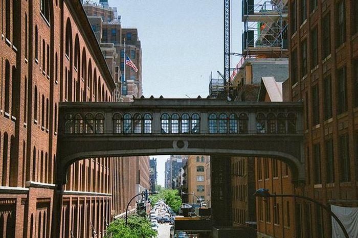 Chelsea Newyorkcity Highline Chelsea