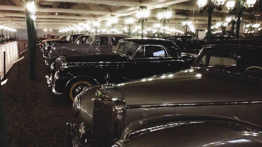 Cars Vintage Museum Mulhouse