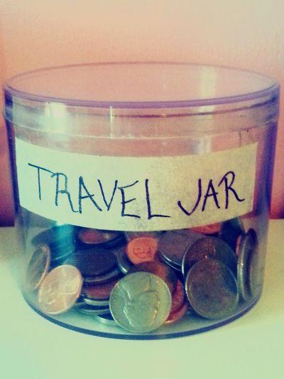 Travel Jar Inspiration Pinterest Aspirations Makingdreamsareality