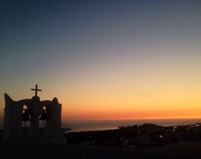 Sunset in Santorini, Greece The EyeEm Facebook Cover Challenge