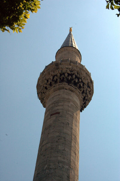 Clear Sky Day History Low Angle View Minerat Mosque Nature No People Outdoors Sky Tall - High Tower Travel Travel Destinations Tree