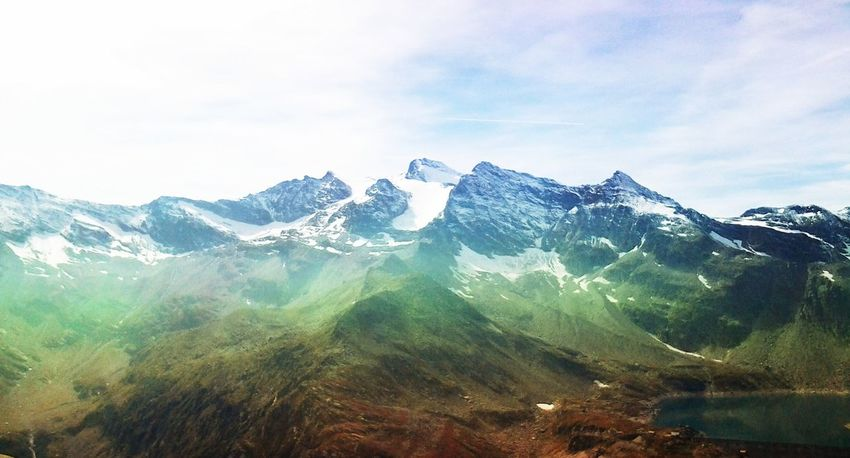 Glaciers Hikig