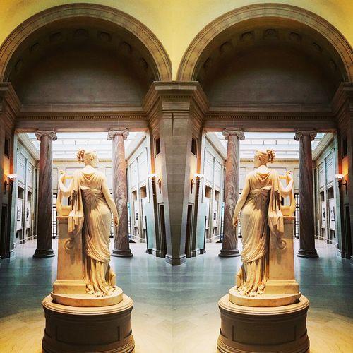 Terpsichore Artmuseum Muse