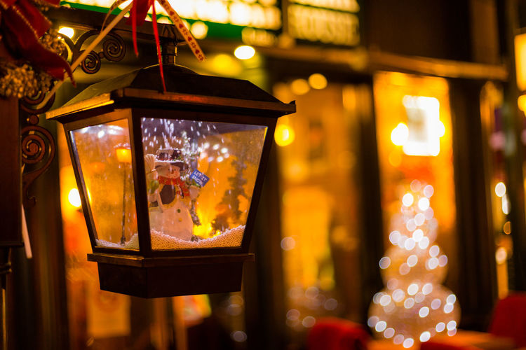 Night Light Glass Candle Electric Light Celebration Christmas Glowing Illuminated Decoration Restaurant Electricity  Indoors  Business Close-up Transparent No People Lighting Equipment Focus On Foreground Glass - Material Light - Natural Phenomenon Indoors  Electricity  Bar - Drink Establishment Burning Hanging