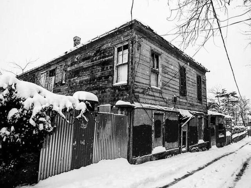 Objektifimden Benimkadrajim Snow Winter Fujifilm