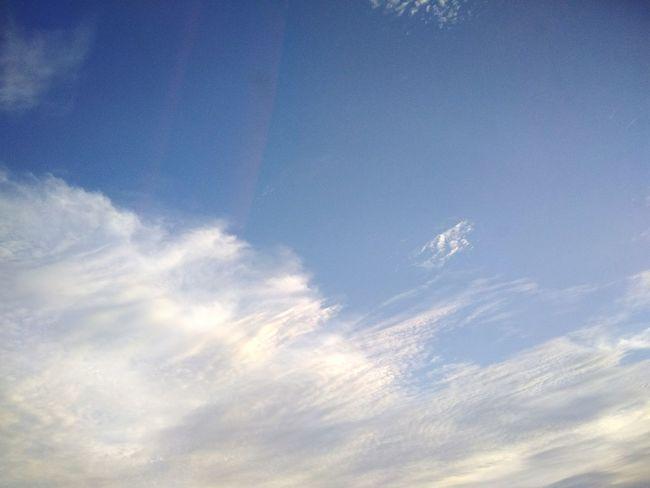 Sky Cloud - Sky Blue Day