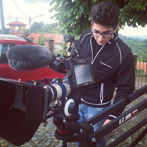 Canon EOS C100 Studiovideoalba CINZANO Cinema Cinematography Filmaker