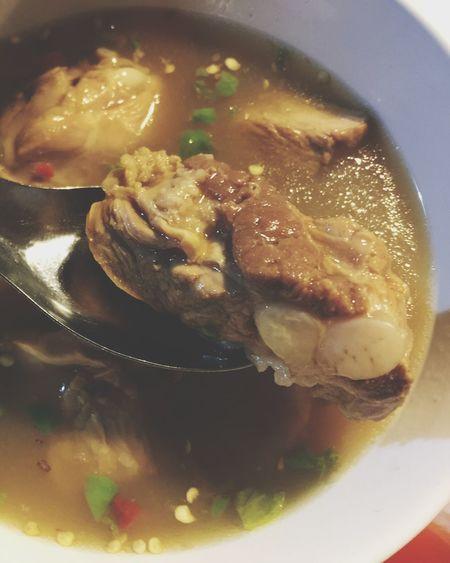 Food Close-up Spicy Thai Food Thailand