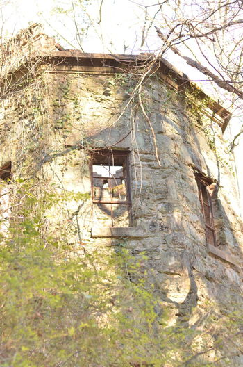 Architecture Beauty In Nature Building Exterior Built Structure Forgotten, Castle, Stone, Rapunzel, Tower, Well House, Prison, Nature No People