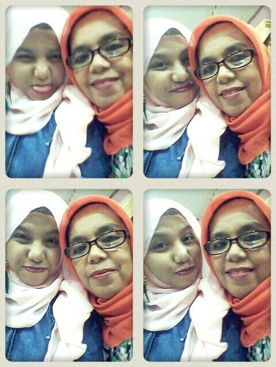 mom and sist ♡♥
