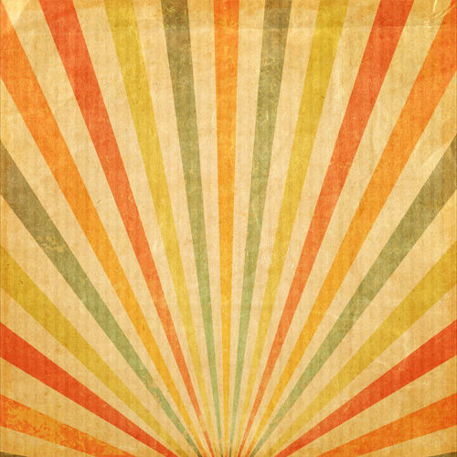 Vintage background Multicolor rising sun or sun ray, sun burst retro paper be crumpled Backgrounds Pattern Textured  Multi Colored Paper Retro Styled Yellow Abstract Textured Effect Art And Craft Design Abstract Backgrounds Design Element Vintage Retro Art Striped Painted Image
