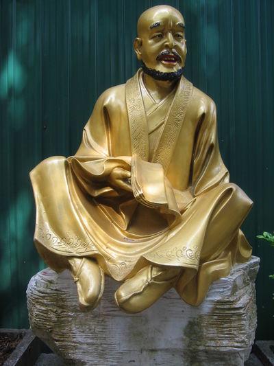 10,000 Buddhas monastery Buddha Buddhism Hong Kong Monastery Temple Temples Ten Thousand Buddha Ten Thousand Buddhas