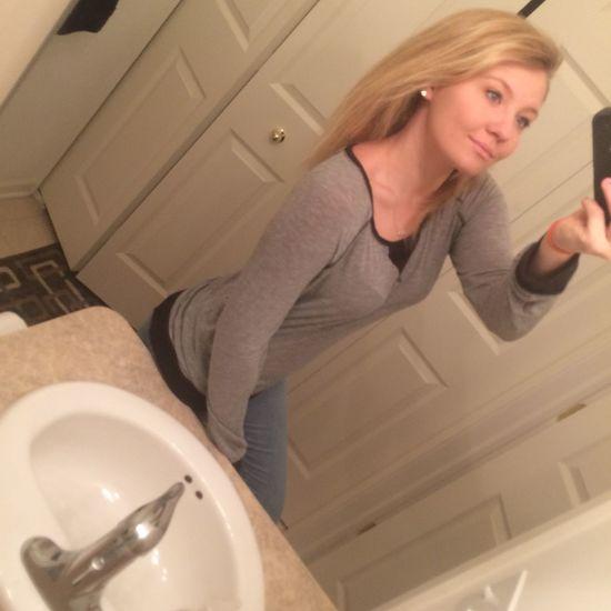 Prompt reply young teen girl bathroom selfies words... super
