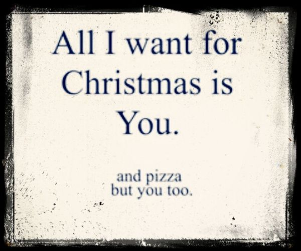 I Hate Pizza, So Only You! ♡ Lovely