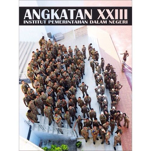 Boardingschool School Uniform Studying Ipdn Riau