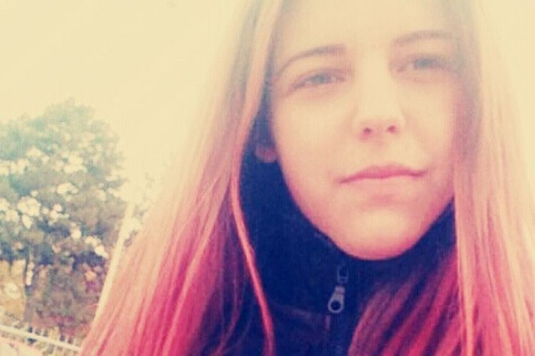 RedHAIR ❤ Schooltime :o